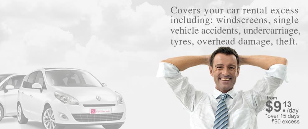 Rental Car Insurance Excess Cover Nz